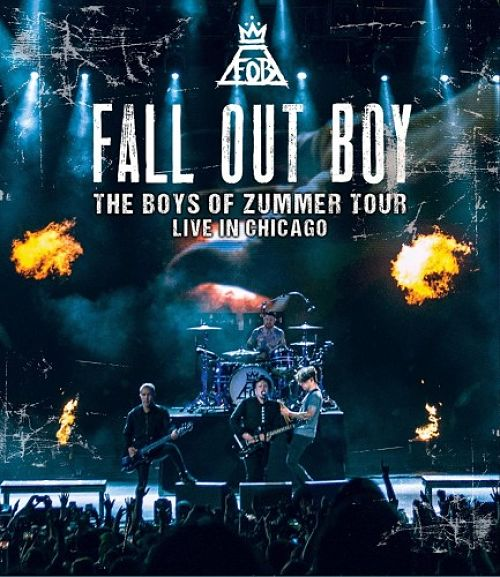 Fall Out Boy - The Boys of Zummer Tour: Live in Chicago [Live] (2016) 320 kbps