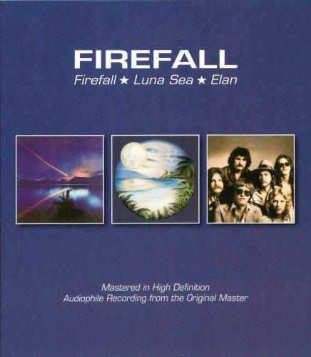 Firefall - Firefall / Luna Sea / Elan (2016) 320 kbps + Scans