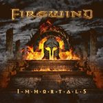Firewind – Immortals (Limited Edition and Japanese Edition) (2017) 320 kbps + Scans