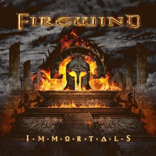 Firewind - Immortals (Limited Edition) (2017) 320 kbps