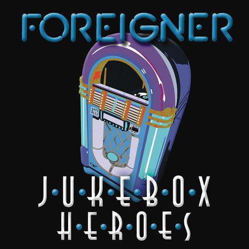 Foreigner - Juke Box Heroes [Compilation] (2016) 320 kbps