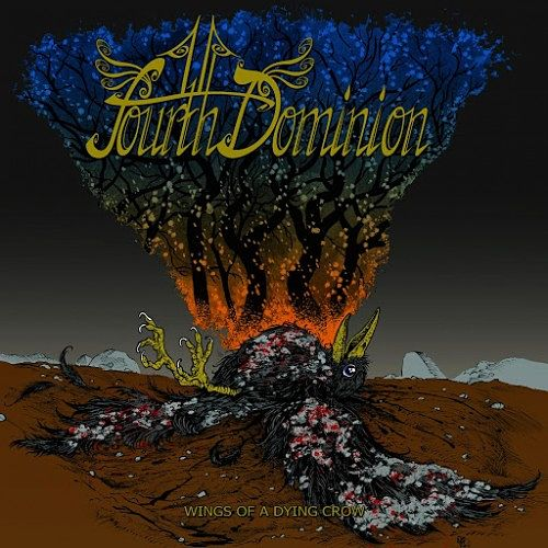 Fourth Dominion - Wings of a Dying Crow (2017) 320 kbps