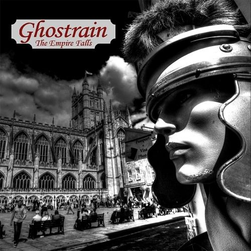 Ghostrain - The Empire Falls (2017) 320 kbps