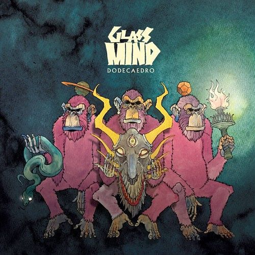 Glass Mind - Dodecaedro (2017) 320 kbps