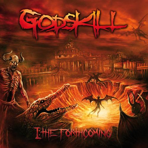 Godskill - I: The Forthcoming (2016) 320 kbps