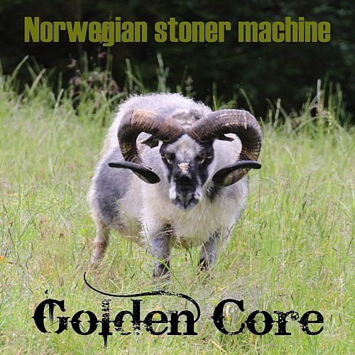 Golden Core - Norwegian Stoner Machine (2017) 320 kbps