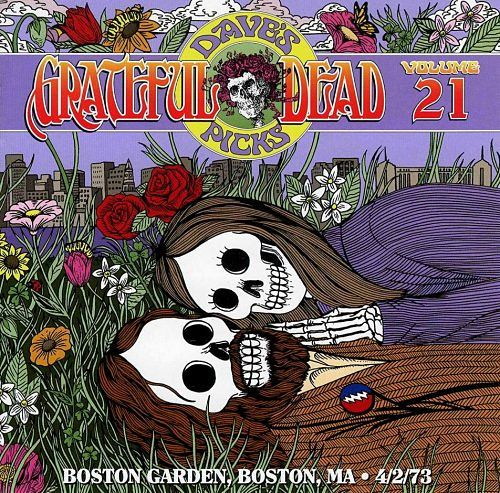 Grateful Dead – Dave's Picks Volume 21