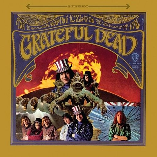 Grateful Dead - The Grateful Dead (50th Anniversary Deluxe Edition) (2017) 320 kbps