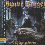 Grave Digger – Healed By Metal (Japanese Edition) (2017) 320 kbps + Scans