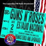 Guns N' Roses – Legendary FM Broadcasts – Estadio Nacional, Santiago, Chile 2nd December (1992) (2017) 320 kbps