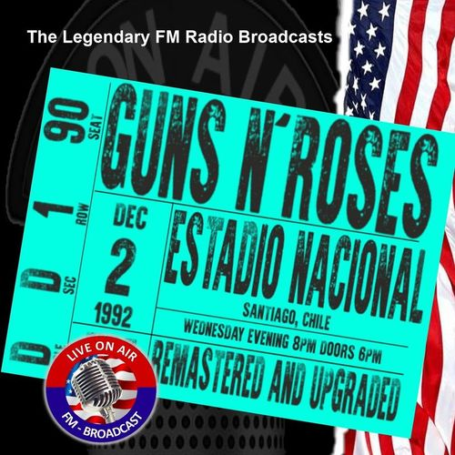 Guns N' Roses – Legendary FM Broadcasts
