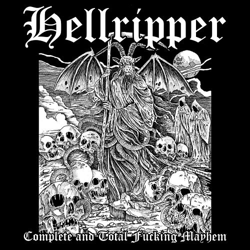 Hellripper - Complete and Total Fucking Mayhem (Compilation) (2016) 320 kbps
