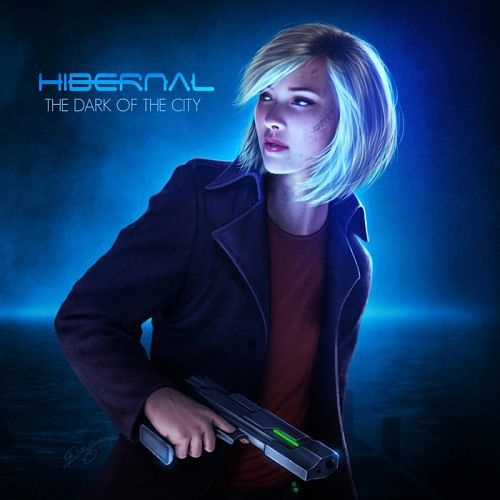 Hibernal - The Dark of the City (2017) 320 kbps