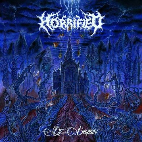 Horrified - Of Despair (2016) 320 kbps
