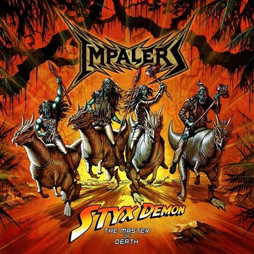 Impalers - Styx Demon: The Master Of Death (EP) (2017) 320 kbps