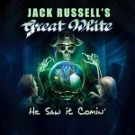 Jack Russell's Great White – He Saw It Comin' (2017) 320 kbps