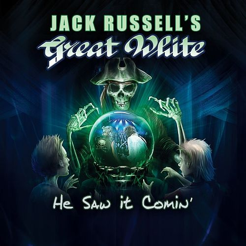 Jack Russell's Great White - He Saw It Comin' (2017) 320 kbps