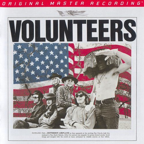 Jefferson Airplane - Volunteers (1969) [2016 SACD MFSL Remaster] 320 kbps + Scans