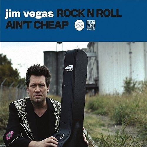 Jim Vegas - Rock n Roll Ain't Cheap (2016) 320 kbps