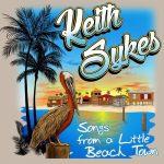 Keith Sykes – Songs From a Little Beach Town (EP) (2016) 320 kbps