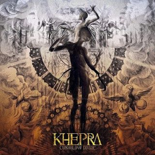 Khepra - Cosmology Divine (2016) 320 kbps + Scans
