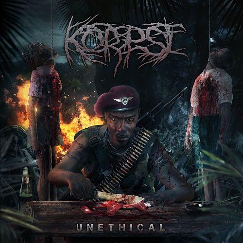 Korpse - Unethical (2016) 320 kbps