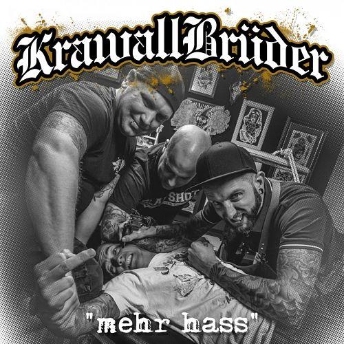 Krawallbrüder - Mehr Hass (Deluxe Edition) (2017) 320 kbps