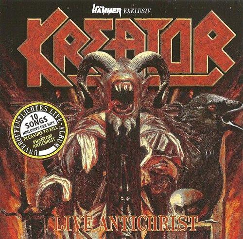 Kreator - Live Antichrist (Metal Hammer Promo CD) (2017) 320 kbps + Scans