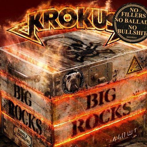 Krokus - BIG ROCKS (2017) 320 kbps