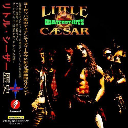 Little Caesar - Greatest Hits [Japanese Edition] (2016) 320 kbps