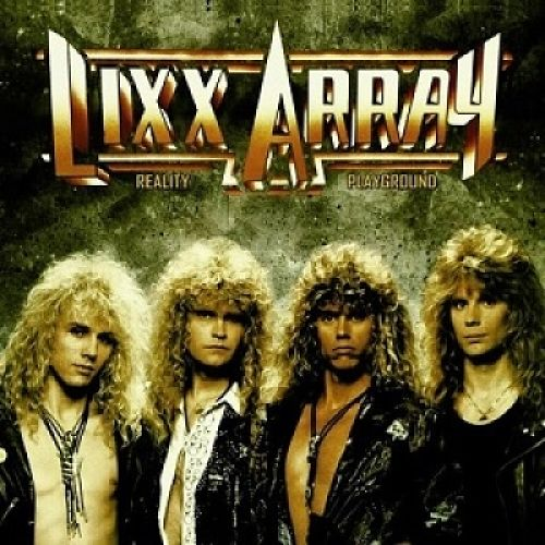 Lixx Array - Reality Playground [1992] (2016 Reissue) 320 kbps