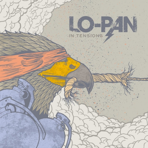 Lo-Pan - In Tensions (EP) (2017) 320 kbps
