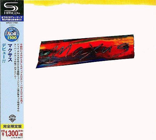 Maxus - Maxus (Japan SHM-CD Remastered) (2016) 320 kbps