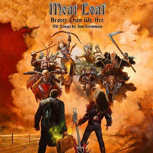 Meat Loaf - Braver Than We Are (Deluxe Edition) (2016) 320 kbps