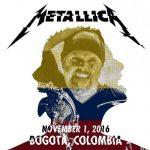 Metallica – Hipodromo De Los Andes, Bogota, COL 11-01-2016 (2016) 320 kbps