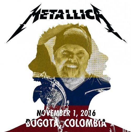 Metallica - Hipodromo De Los Andes