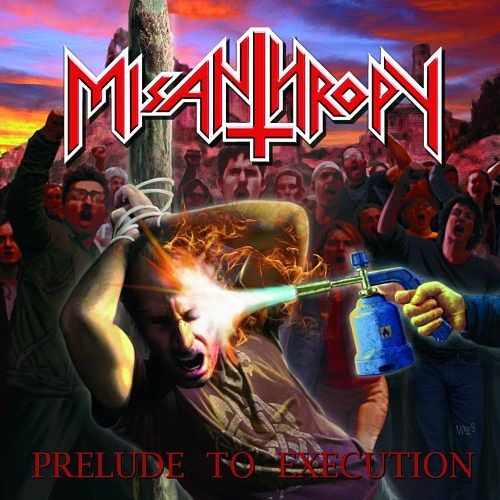 Misanthropy - Prelude To Execution (2017) 320 kbps