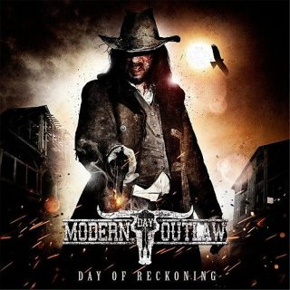 Modern Day Outlaw - Day of Reckoning [EP] (2017) 320 kbps