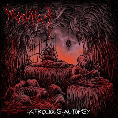 Mortifica - Atrocious Autopsy (2017) 320 kbps