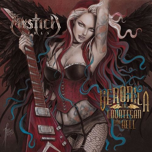 Mystica Girls - Veronica, the Courtesan from Hell (2016) 320 kbps