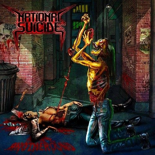 National Suicide - Anotheround (2016) 320 kbps + Scans