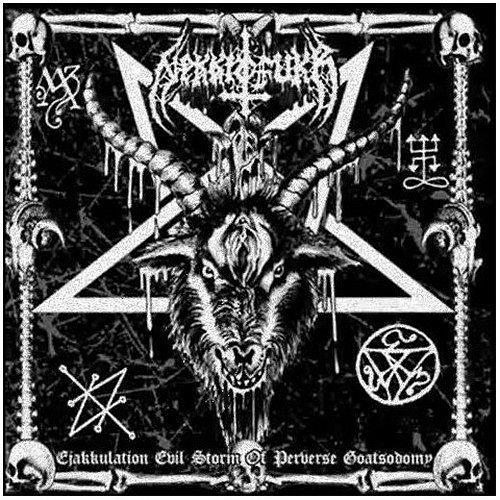 Nekkrofukk - Ejakkulation Evil Storm Of Perverse Goatsodomy (2016) 320 kbps