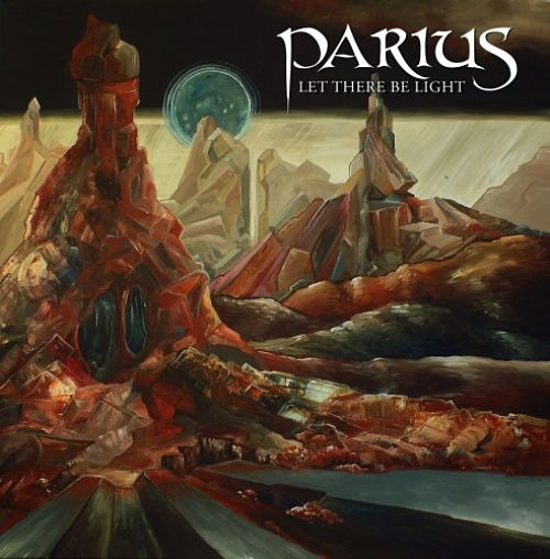 Parius - Let There Be Light (EP) (2017) 320 kbps