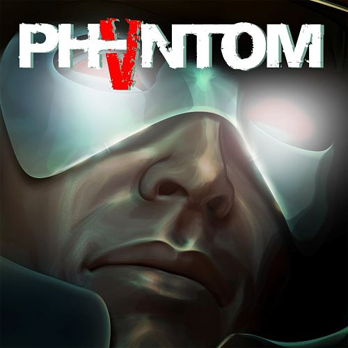 Phantom 5 - Phantom 5 (2016) 320 kbps + Scans