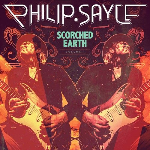Philip Sayce - Scorched Earth, Volume 1 [Live] (2016) 320 kbsp
