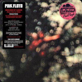 Pink Floyd - Obscured by Clouds (1972) [LP Remastered 2016] 320 kbps + Scans