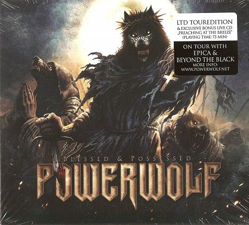 Powerwolf - Blessed & Possessed (Tour Edition) (2017) 320 kbps