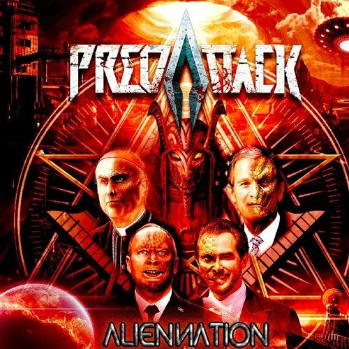 Predattack - Alien Nation (2016) 320 kbps