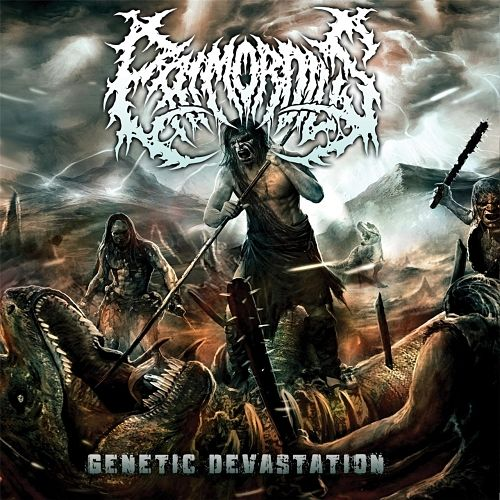 Primordius - Genetic Devastation (2017) 320 kbps