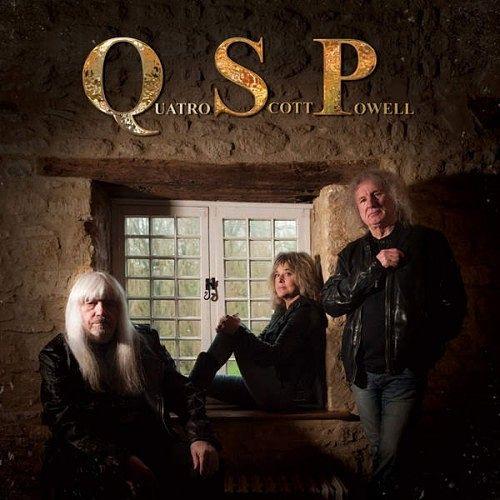 QSP (Quatro Scott Powell) - QSP (2017) 320 kbps